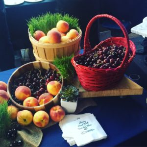 Cherry Basket - Cherry Creek Food and Wine Festival