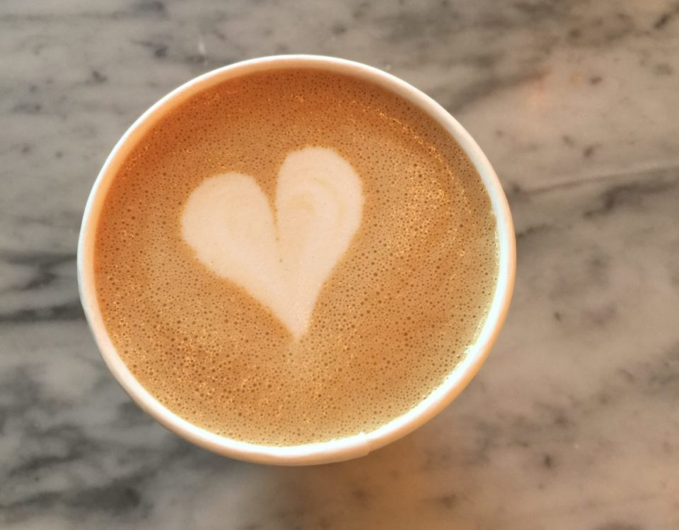 Valentine's Day Denver lattes
