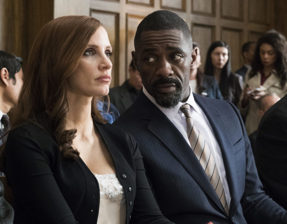 Lifestyle Denver - Molly's Game Jessica Chastain Idris Elba