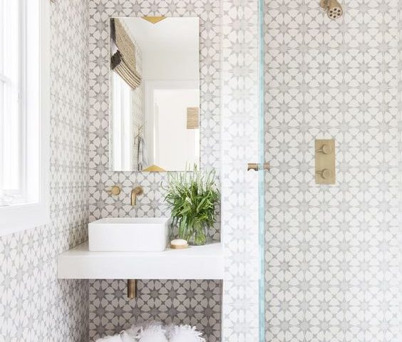 2018 interior design trends for Bathroom decor trends 2018